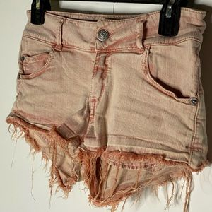 Brandy Melville Cut-Off Shorts